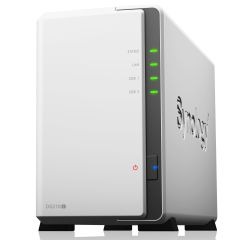 Synology、エントリー向け2/1ベイNASキットをモデルチェンジ、「DS218j」「DS218play」「DS118」の3製品を発売 DiskStation DS218j