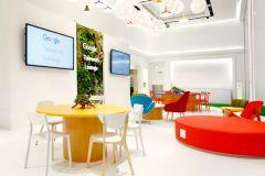 誰もが無料で利用できる「Google Telework Lounge」、11月限定でオープン モバイルワークゾーン
