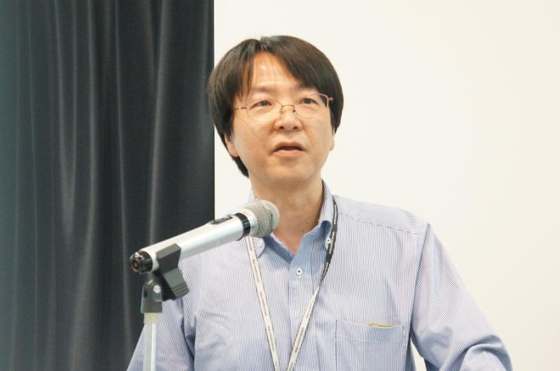 株式会社インターネットイニシアティブ(IIJ)SDN開発部の白崎博生氏