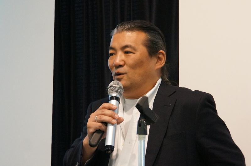 株式会社インターネットイニシアティブ(IIJ)セキュリティ本部長の齋藤衛氏