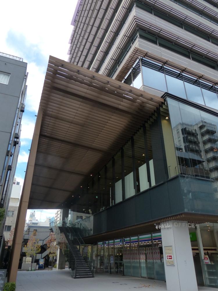 「Internet Week 2017」の会場となるヒューリックホール&ヒューリックカンファレンスは、JR総武線・都営地下鉄浅草線の浅草橋駅前