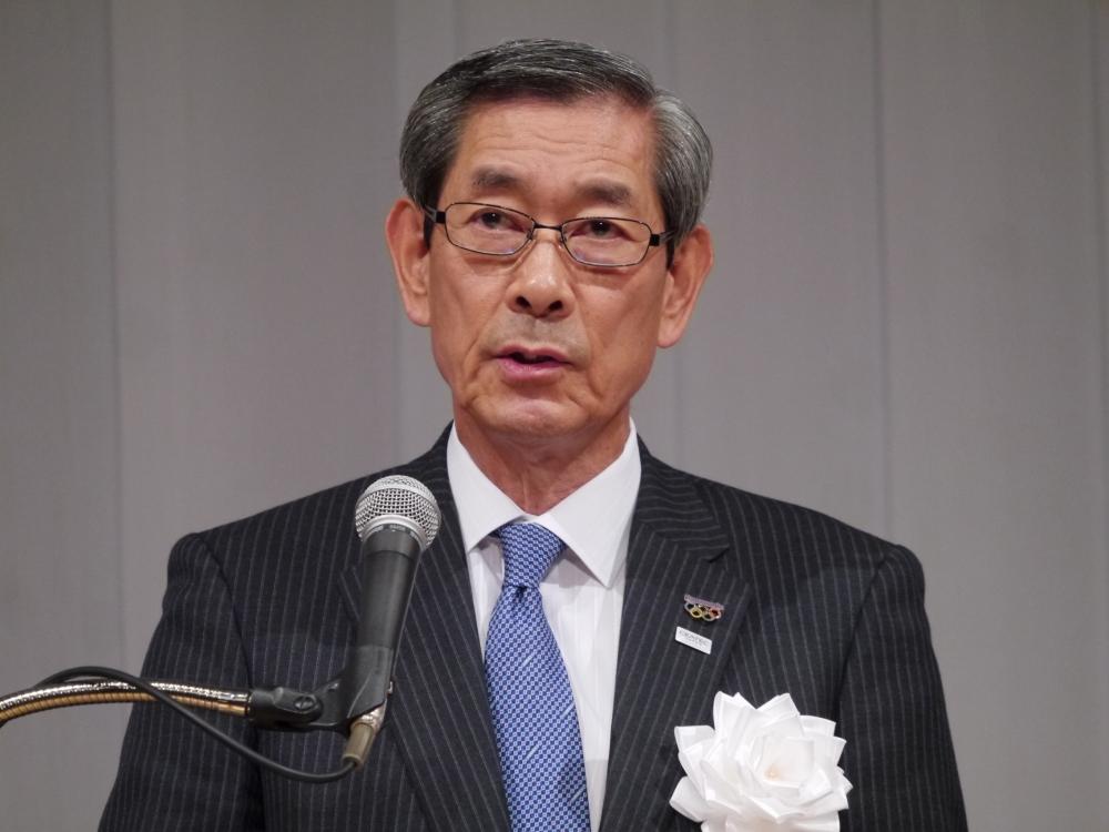JEITAの長榮周作会長(パナソニック株式会社取締役会長)