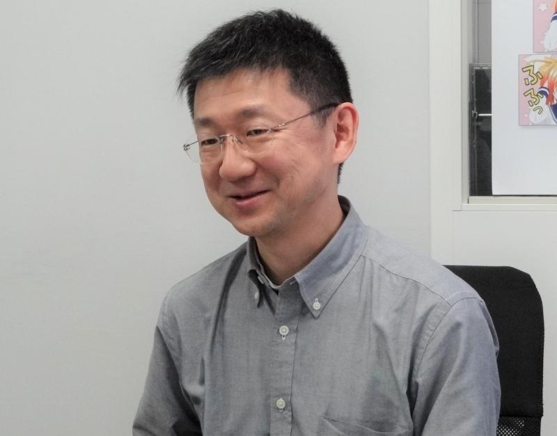 株式会社ウェブテクノロジ代表取締役の小高 輝真氏