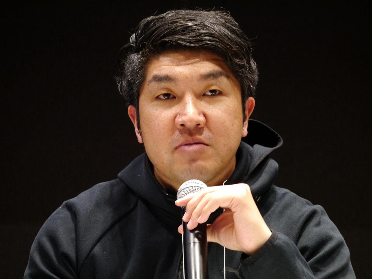 VALU代表取締役の小川晃平氏