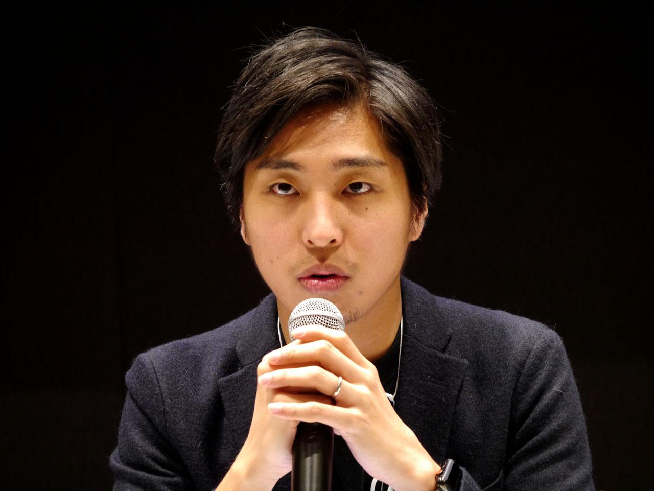 ALIS代表取締役の安昌浩氏