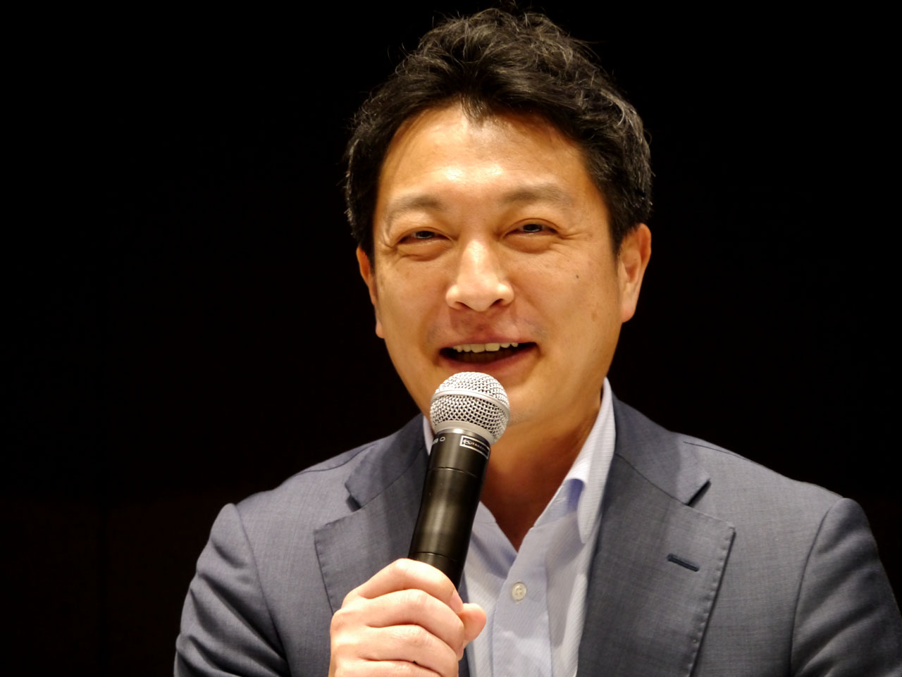 Keychain COO Co-Founderの三島一祥氏
