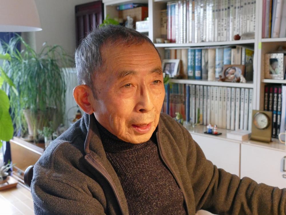 中川惠司氏