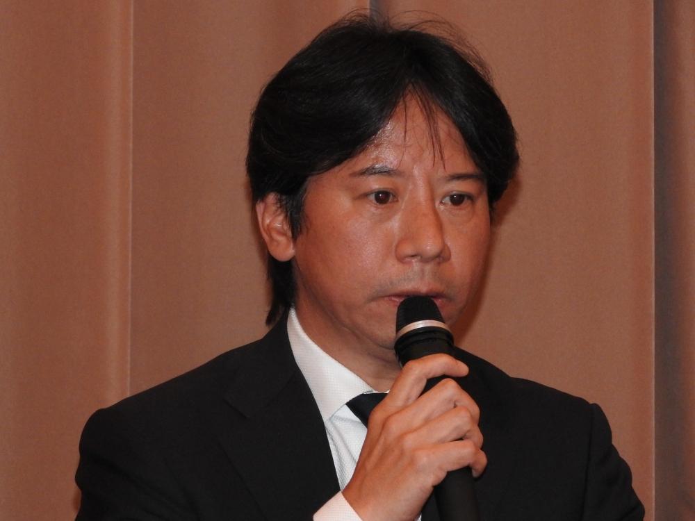 日本仮想通貨交換業協会の副会長に選任された廣末紀之氏