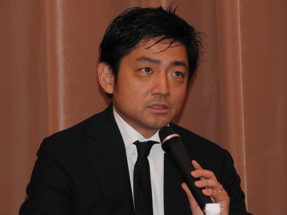 日本仮想通貨交換業協会の副会長に選任された加納裕三氏