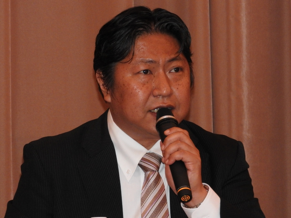 日本仮想通貨交換業協会の会長に選任された奥山泰全氏