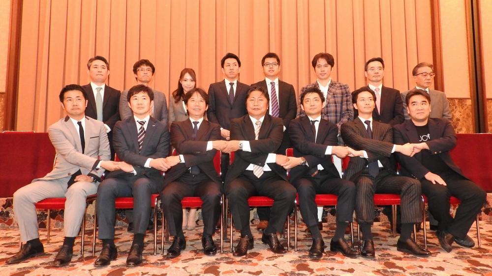 一般社団法人日本仮想通貨交換業協会の社員である15社の代表
