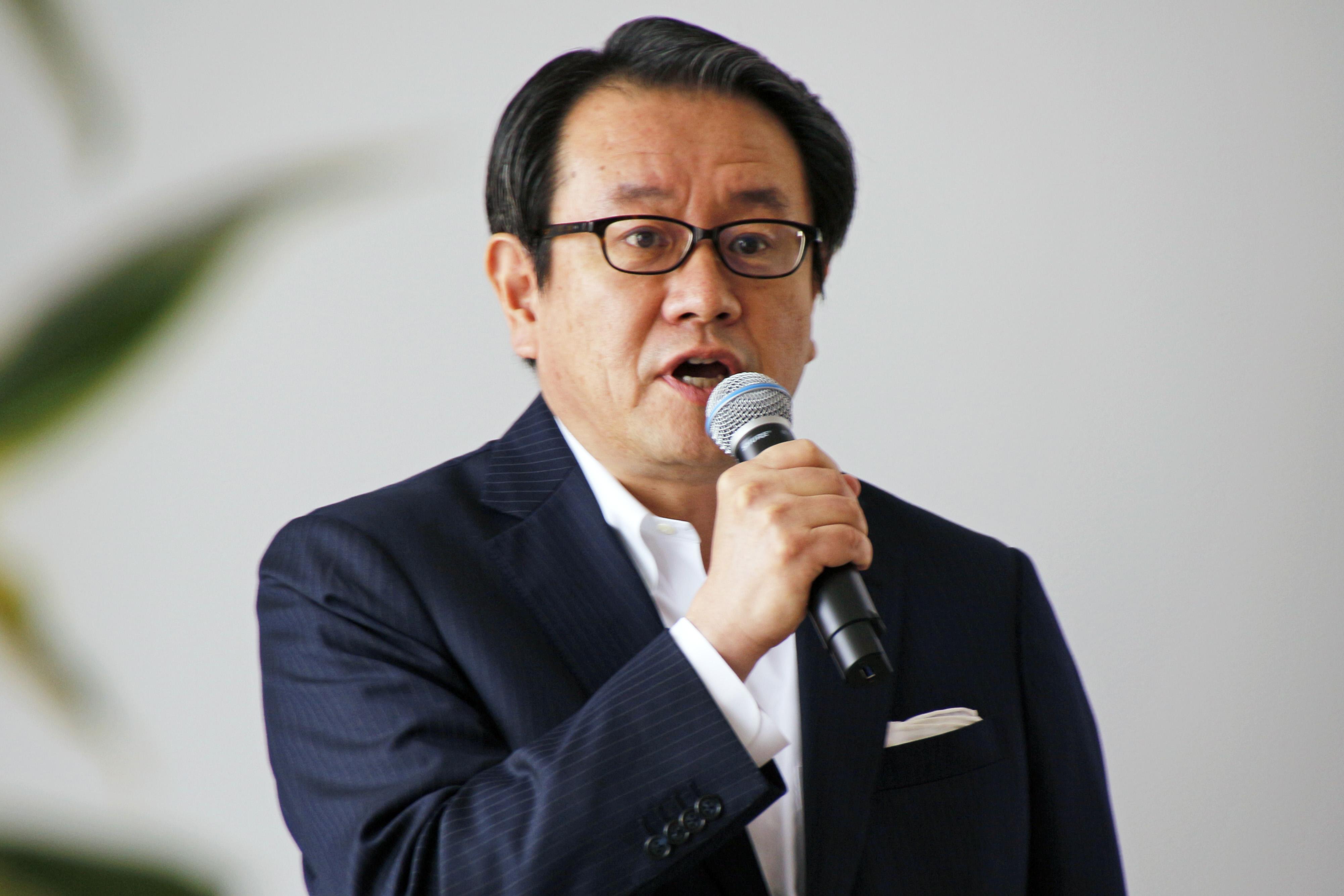 株式会社ジェーシービー常務執行役員の今田公久氏