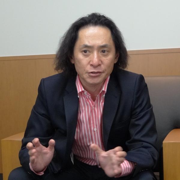 株式会社トリマティス代表取締役CEOの島田雄史氏