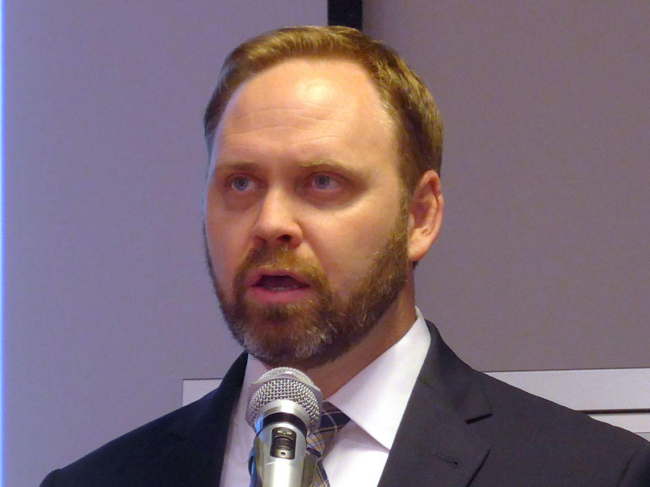 Wi-Fi Allianceマーケティング担当バイスプレジデントのケビン・ロビンソン氏