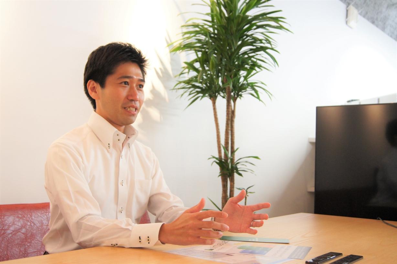 マーケティンググループ/ソリューション営業部の宮脇部長