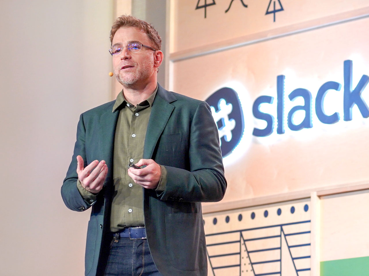 Slack Technologies創業者兼CEOのスチュワート・バターフィールド氏