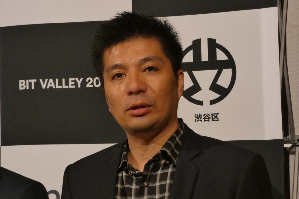 株式会社サイバーエージェント代表取締役社長の藤田晋氏