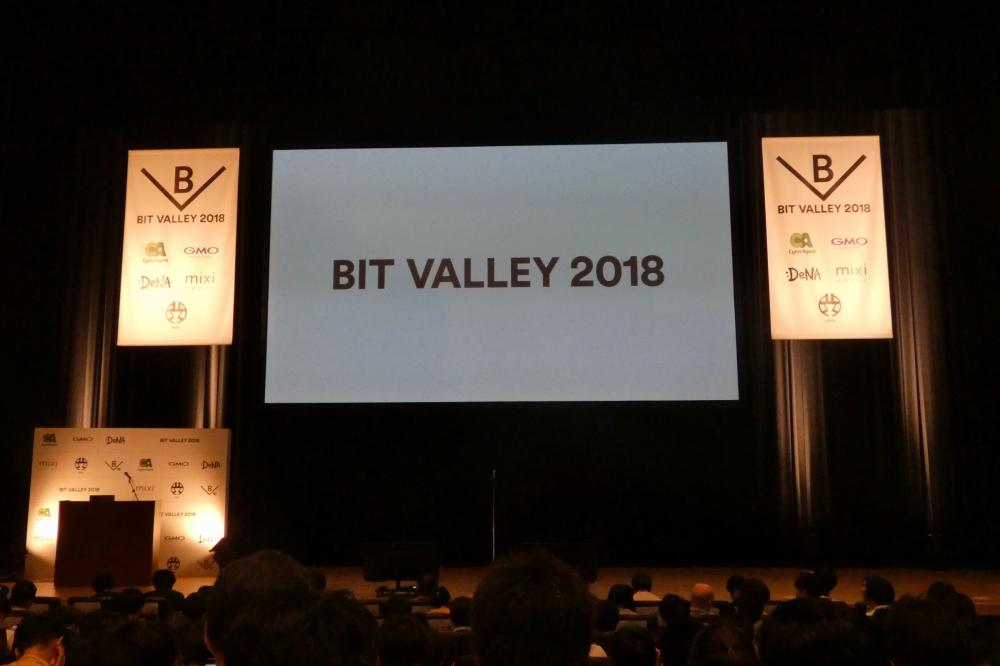 「BIT VALLEY 2018」メイントラックの会場となった、渋谷区文化総合センター大和田のさくらホール