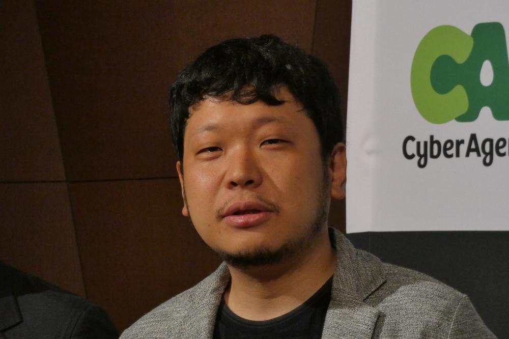 株式会社ミクシィ執行役員の村瀬龍馬氏