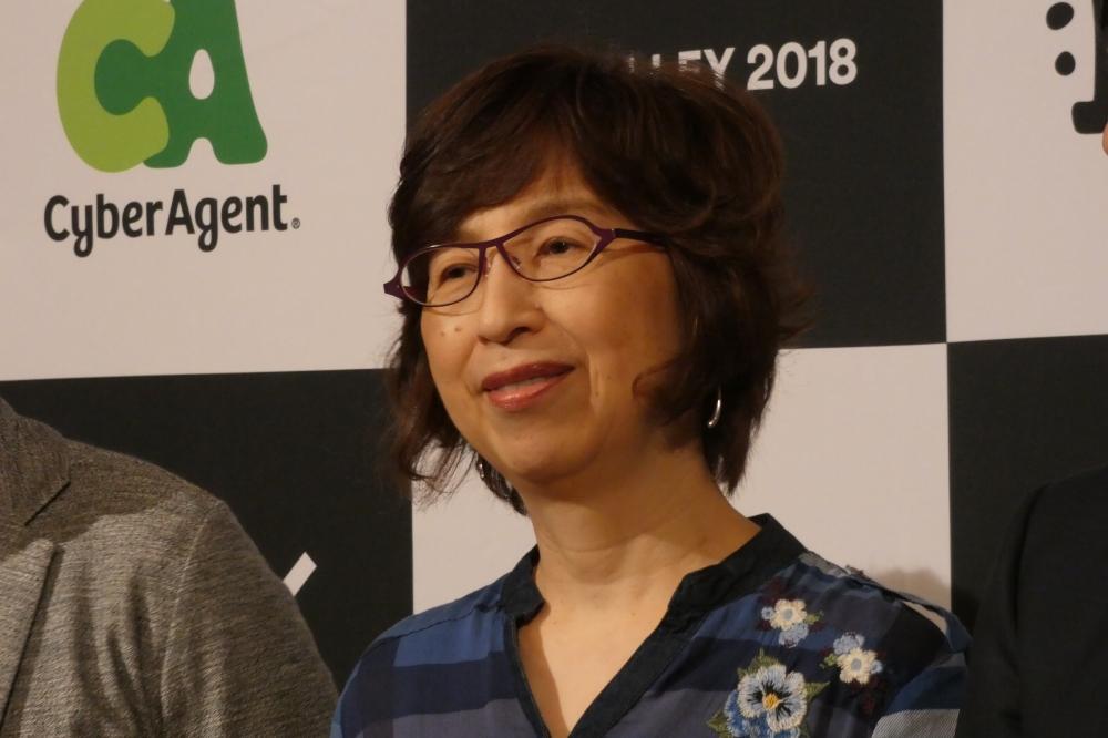 株式会社ディー・エヌ・エー代表取締役会長の南場智子氏