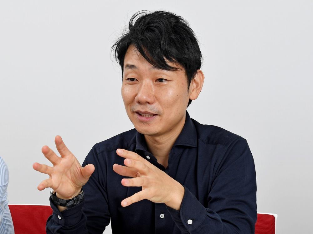 株式会社三菱UFJフィナンシャル・グループの藤井達人氏(デジタル企画部次長)