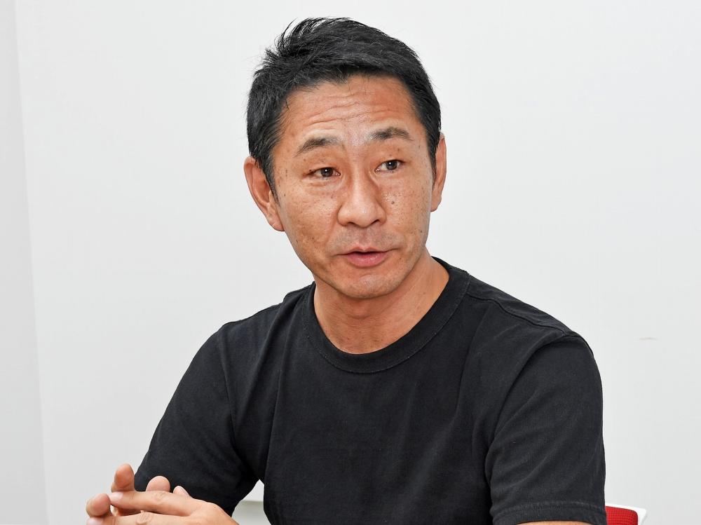 Japan Digital Design株式会社の岩野秀朗氏(イノベーションラボ次長)