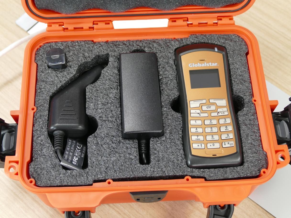 「GSP-1700 Global Phone」