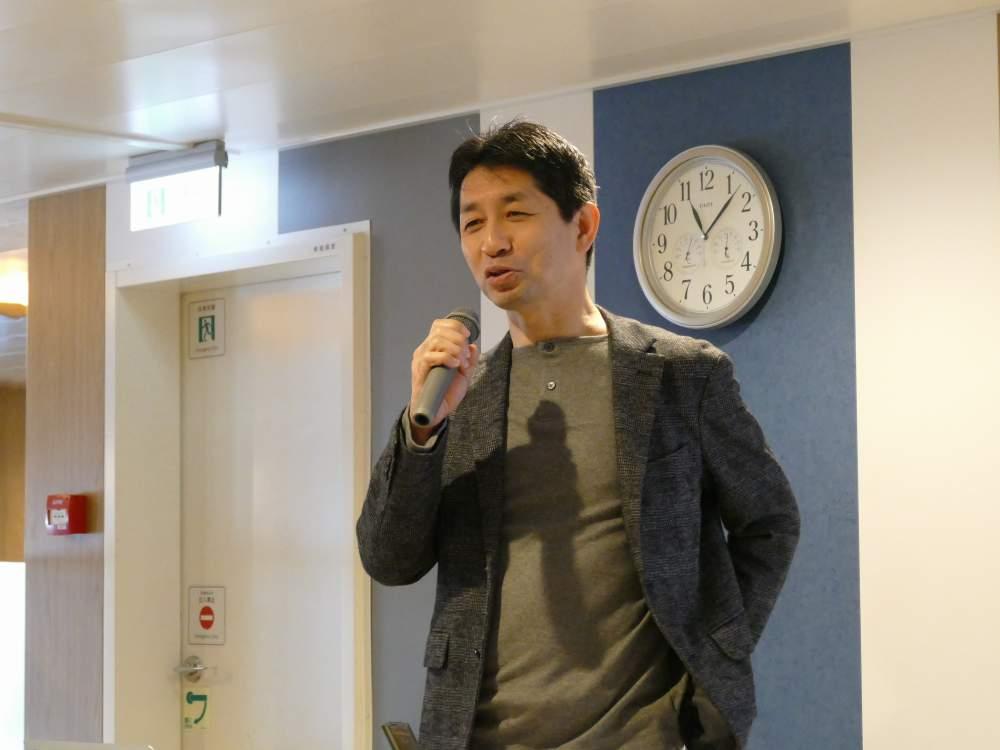株式会社リコーSmart Vision事業本部長の大谷渉氏