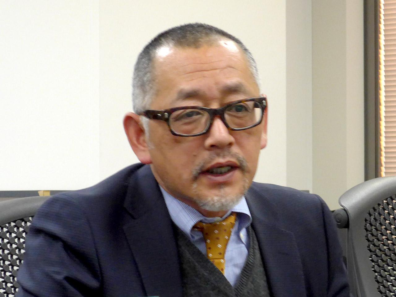 Ruckus Networks日本担当カントリーマネージャーの高山尚久氏