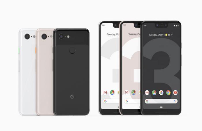 「Google Pixel 3」