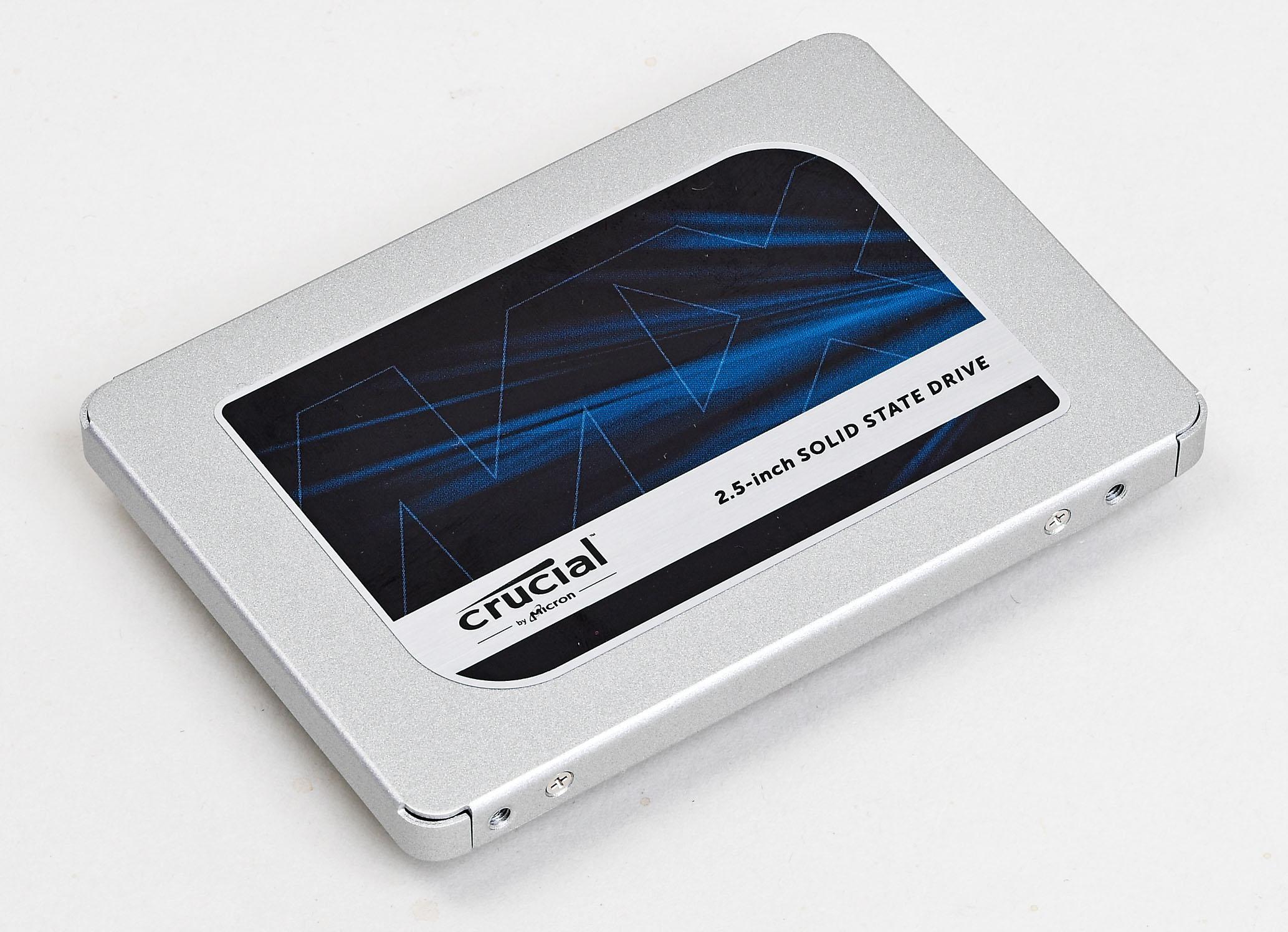 価格、性能のバランスに優れ、市場での人気や実績も高いMicron「Crucial MX500」。容量の選択肢も広く、換装用のSSDとして、さまざまなPCにマッチする