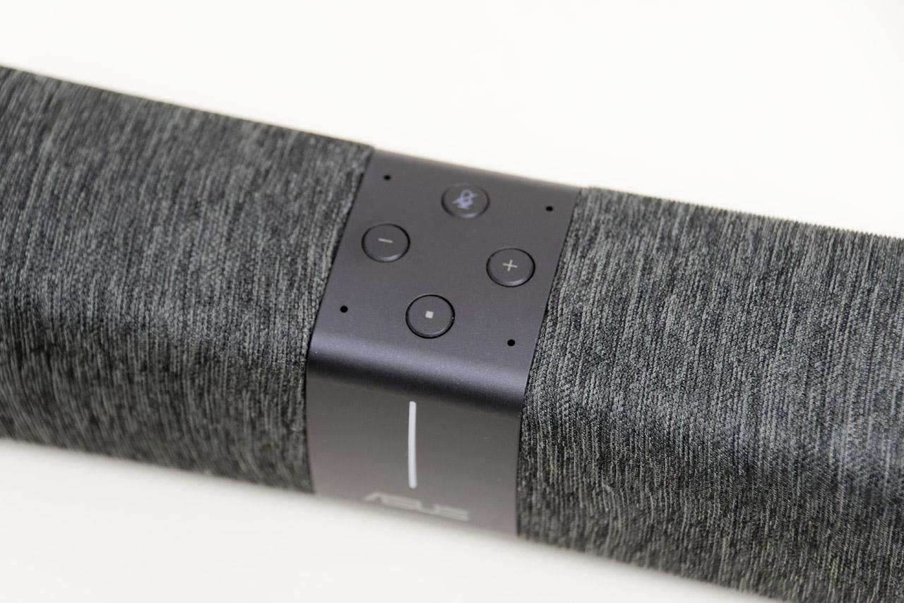 Bluetoothスピーカーとしても使用可能。「+」と「ー」ボタンを同時にしばらく押し続けるか、「アレクサ、スマートフォンのペアリング」と話し掛けると、Bluetoothスピーカーとしてスマートフォンと接続できる