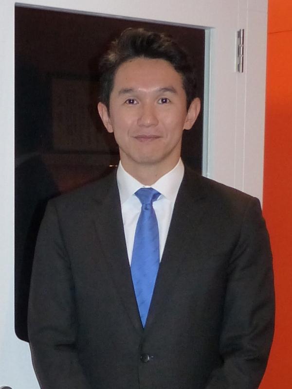 株式会社ブイキューブ代表取締役社長の間下直晃氏