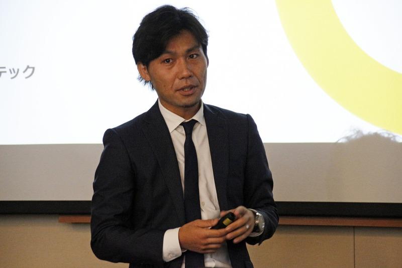 株式会社シマンテックエバンジェリストの高岡隆佳氏