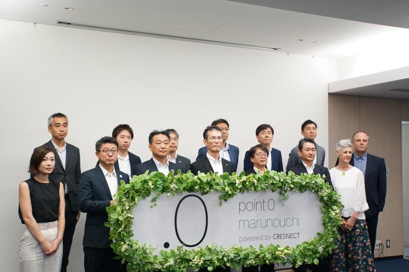 「CRESNECT」プロジェクトの9社とクライン・ダイサム・アーキテクツ