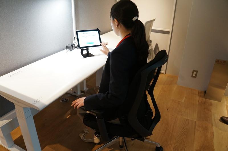 センシング技術から座り方をアドバイスするオカムラのセンシングチェア「Census」(プロトタイプ)