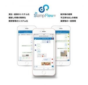 """<a href=""""http://www.salesone.co.jp/stampflow/"""">IoTワークフロー「StampFlow」</a>"""