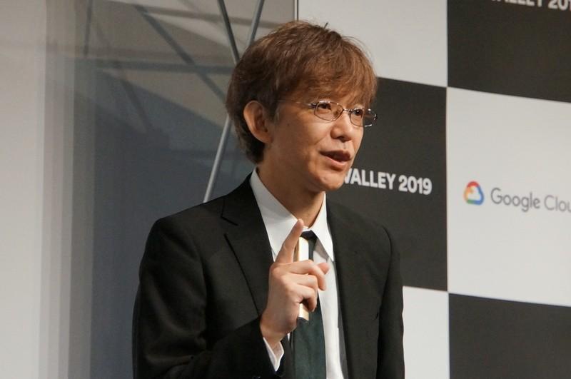 及川卓也氏(Tably株式会社代表取締役/Technology Enabler)