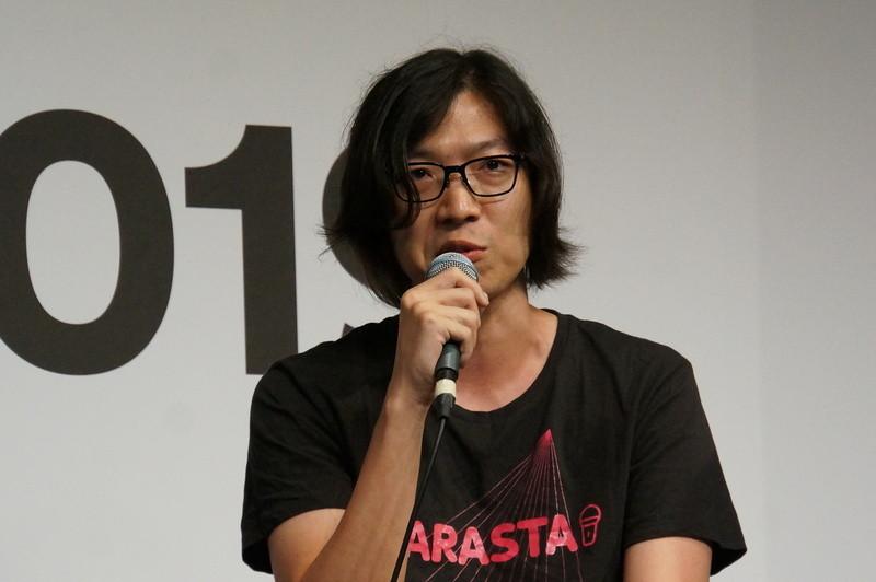 株式会社ミクシィの小野里浩司氏(KARASTAプロダクトマネージャー)