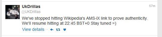 アーカイブサイトでは一部のツイートが確認できる