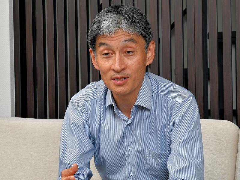 株式会社LIXIL ビジネスイノベーション統括部 統括部長 兼 IoT技術センター長の三原 寛司氏
