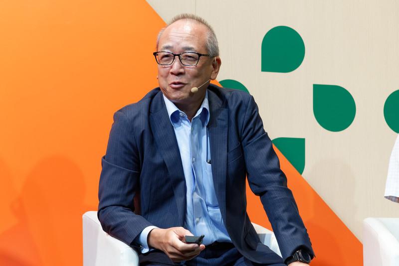 株式会社日本経済新聞社デジタル事業担当常務取締役の渡辺洋之氏