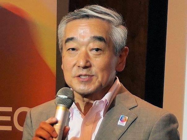 CEATEC実施協議会 エグゼクティブプロデューサーの鹿野清氏