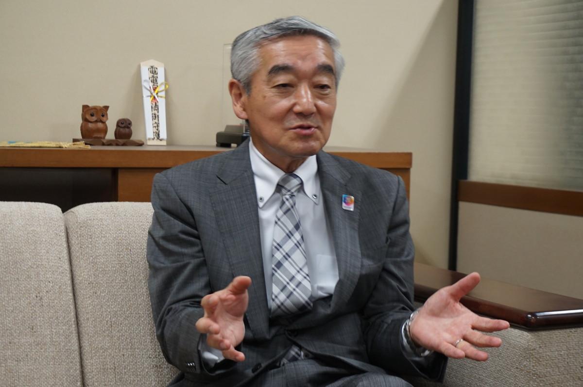CEATEC実施協議会 エグゼクティブプロデューサー 鹿野清氏