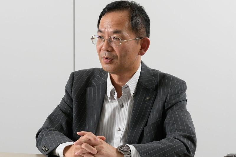 IoTクラウド 取締役副社長 白石奈緒樹氏