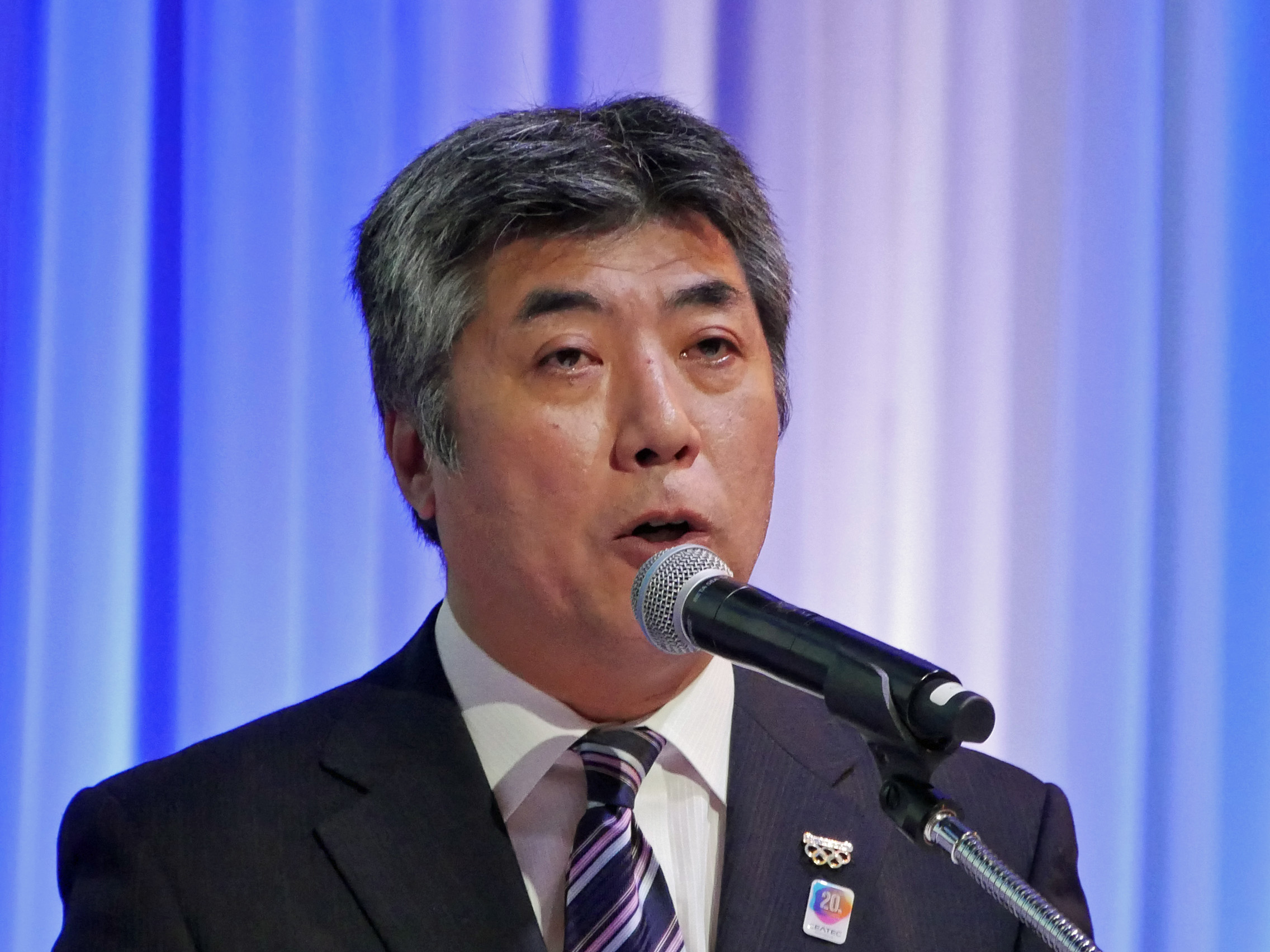 パナソニック コネクテッドソリューションズ社の坂元寛明副社長