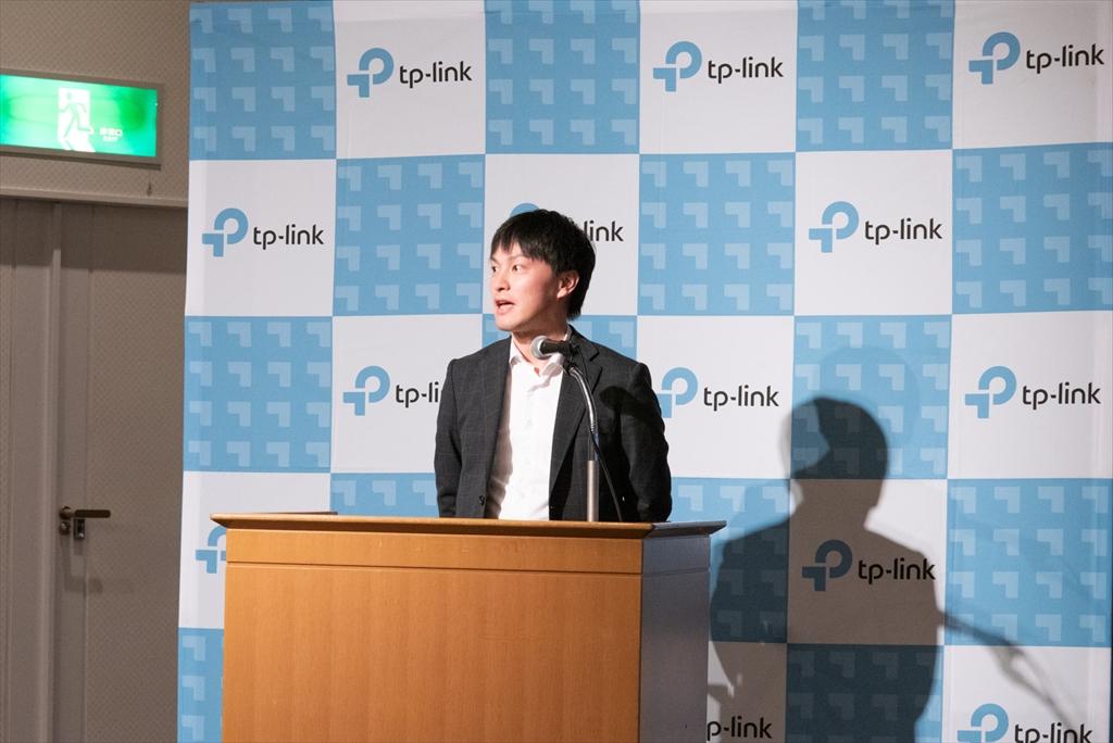 ティーピ―リンクジャパン株式会社 リテールアカウントマネージャーの近藤雅人氏