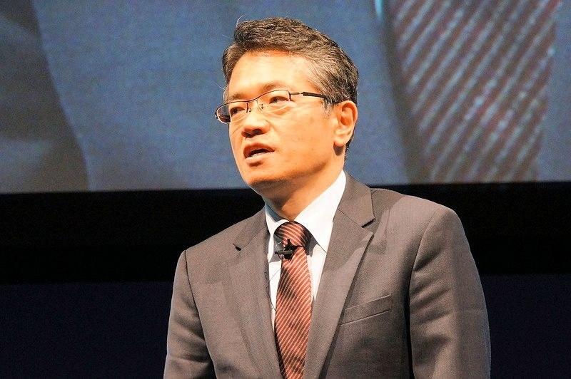 東京電力ホールディングス株式会社の関知道氏(常務執行役 IoT担当)
