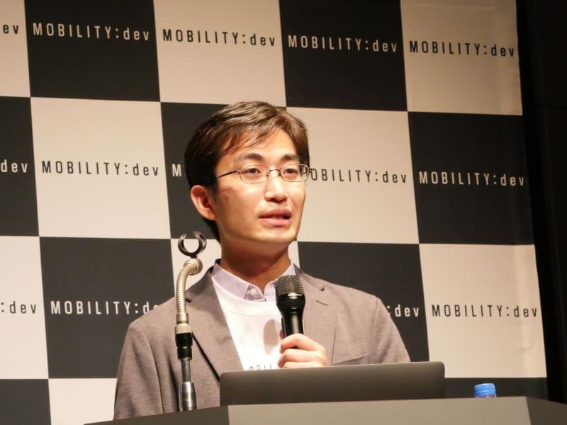 東京大学生産技術研究所特任講師の伊藤昌毅氏