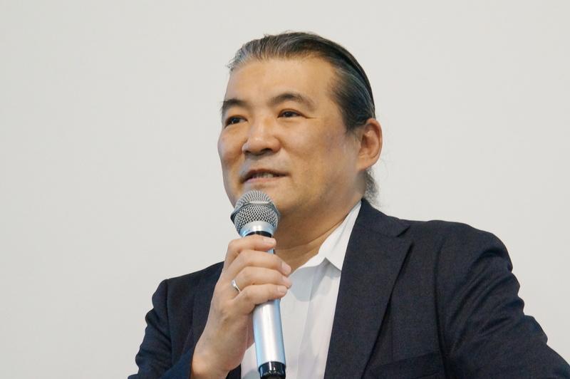 IIJセキュリティ本部長齋藤衛氏